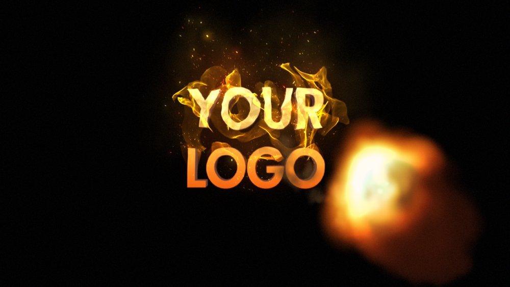 Video logos, intros, stings